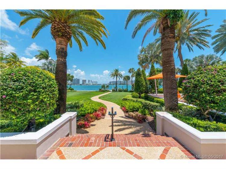 Foto 6 del inmueble MLS a10280477 en 23 Star Island Dr Miami Beach