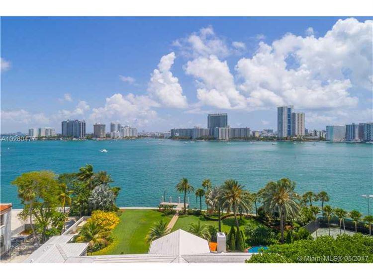 Foto 24 del inmueble MLS a10280477 en 23 Star Island Dr Miami Beach FL 33139