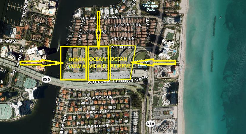 Ocean View Reserve Sunny Isles Beach Apartamentos en Venta